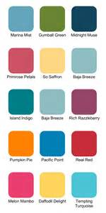 color combination suggestions stampin up color combinations for summer ink it up