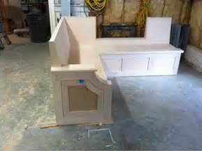kitchen bench seat kitchen bench seat finish carpentry contractor talk
