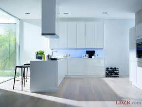 Modern White Kitchen Designs Modern Kitchen Design White Furniture Home Design And Ideas