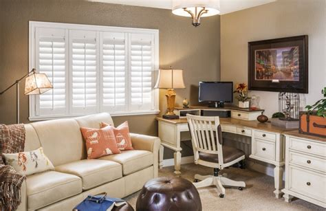 home office window treatments 4 window treatment ideas for your home office in