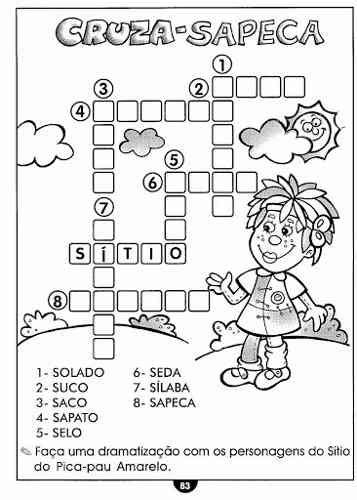 Apostila Digital De Atividades De Alfabetização 6 A 7 Anos
