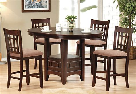 Pub Dining Room Sets Benton 5 Pc Pub Dining Room Dining Room Sets