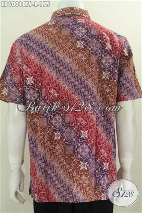 desain kemeja laki laki pakaian hem batik modis dn etnik kemeja batik halus model