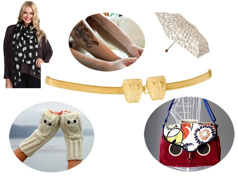 10 Owl Accessories by Owl Accessories Fixx