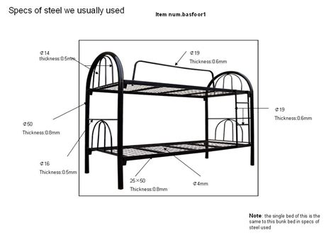 durable metal bed frame parts buy metal bed frame parts