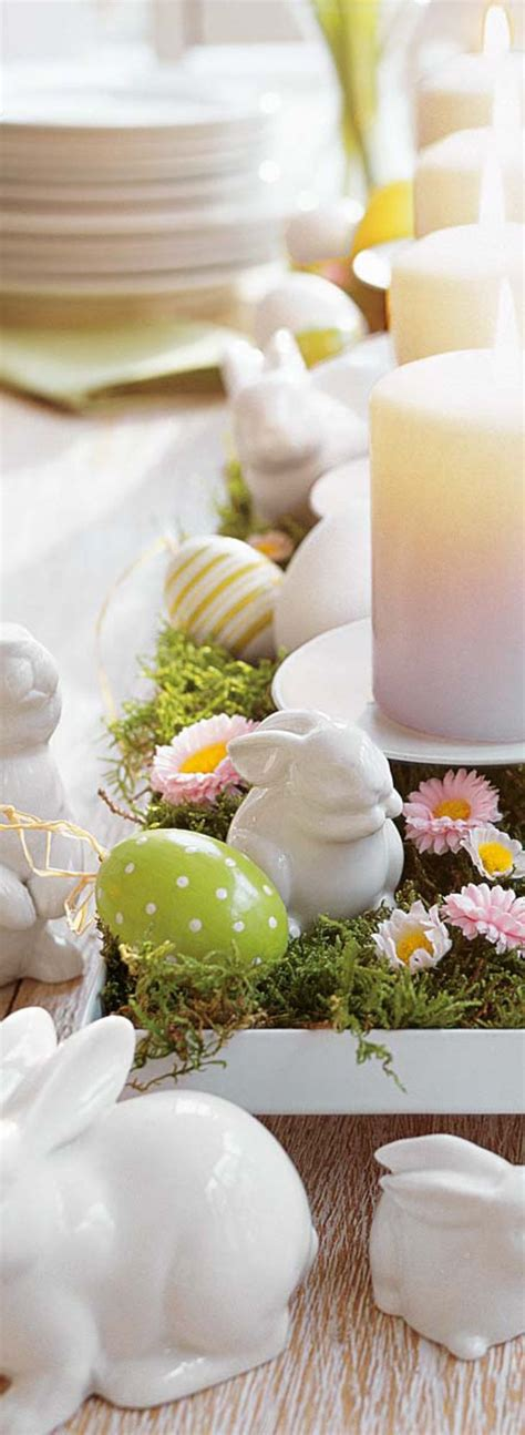 Easter Centerpieces by Best 25 Easter Decor Ideas On