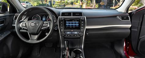 Toyota 2015 Interior 2015 Toyota Camry Redesign Pictures Automotive
