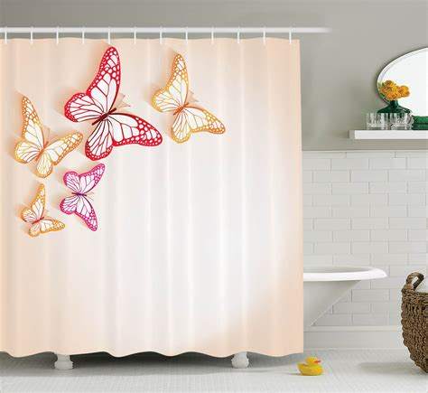 colorful butterflies on bright background image nature