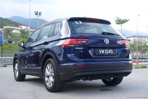 volkswagen malaysia the vw tiguan in malaysia everything you need to