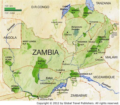 zambia  african safari tours