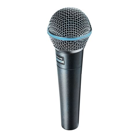 Mic Sure Beta58a shure recording vocal microphone beta 58a supercardioid