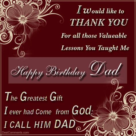Birthday Quotes For Dads Entertainment Birthday Quotes For Dad