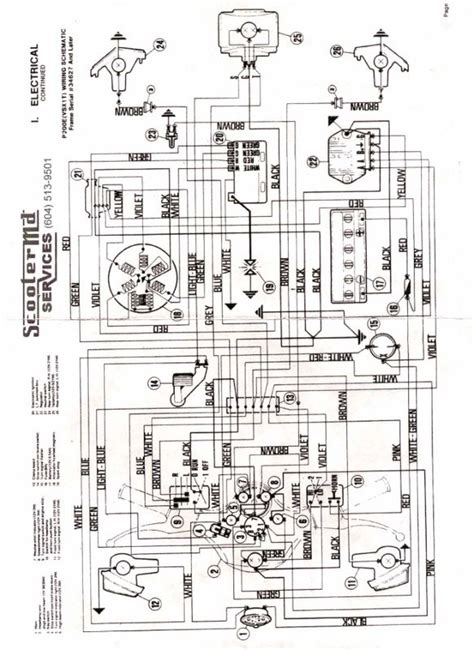 vespa p200e wiring diagram get free image about wiring