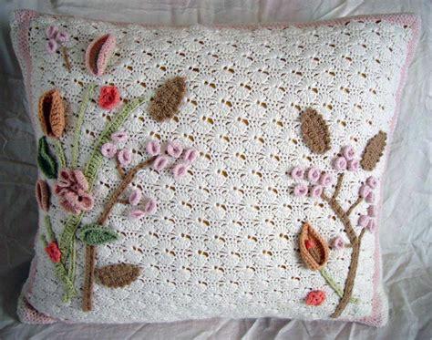 Crochet Pillow by Crochet Pillow A Photo On Flickriver