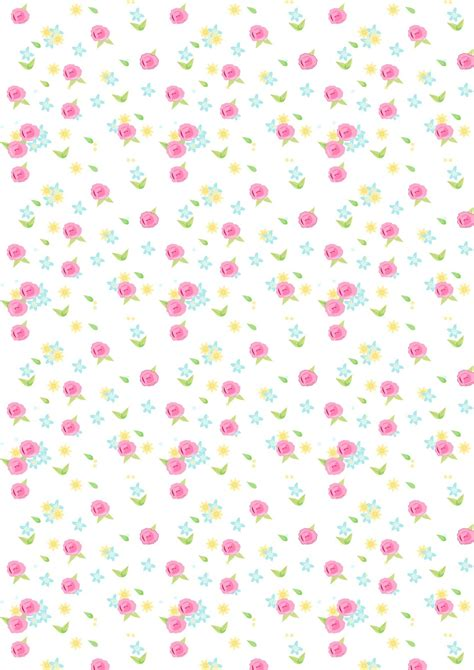 Paper Pattern - meinlilapark diy printables and downloads