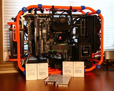 motherboard test bench asrock z87 extreme11 ac mobo reaches 6 gb s 850k iops the ssd review