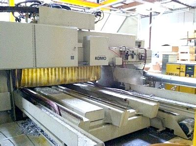 cnc routers  komo vr  cnc router pre owned