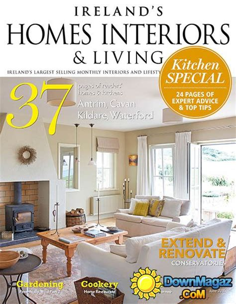 queensland home design and living magazine ireland s homes interiors living june 2015 187 download