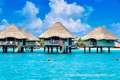 water bungalow resort stays  tahiti luxury vacations