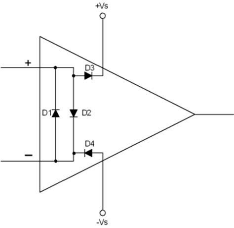 esd protection diode principle esd diode doubles as temperature sensor analog devices