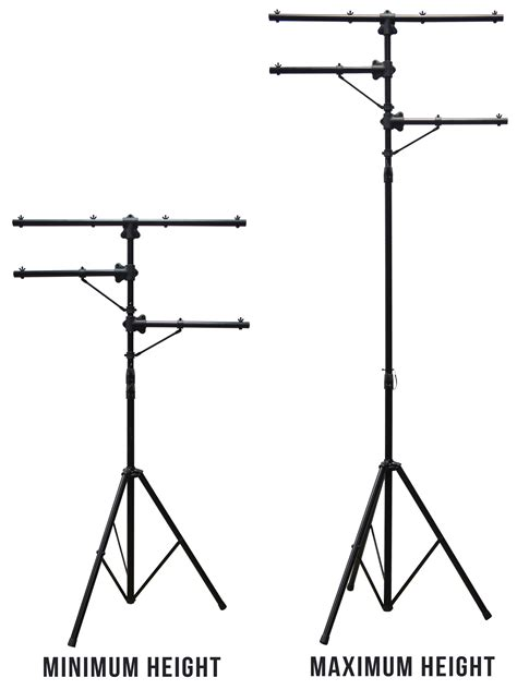 stand hängematte harmony audio ha treestand pro audio dj lighting multi arm