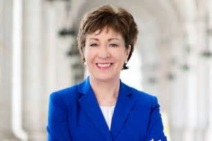 Senator susan collins of maine confirmed on monday night that she will