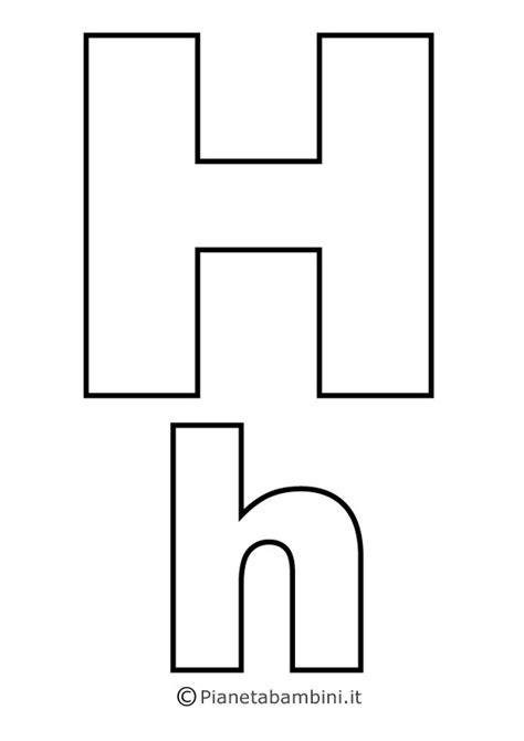lettere alfabeto da stare e ritagliare immagini della lettera h lettere dell alfabeto da stare