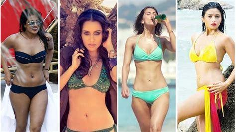 hindi film actress bikini images 10 bollywood actresses who rocked the bikini look free