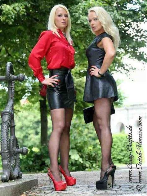 sissy son wearing moms clothes mother in red and her sissy son couples or more
