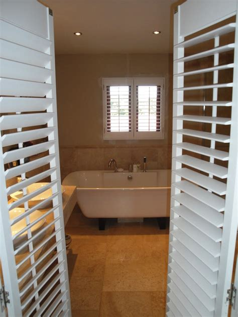 bathroom shutters interior bathroom shutters west country shutters