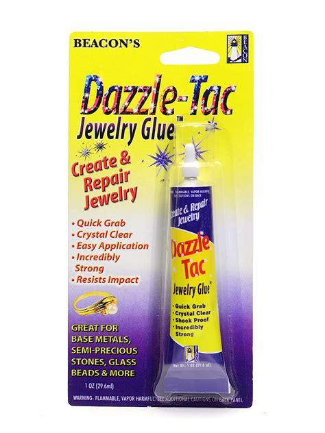 jewelry glue beacon dazzle tac jewelry glue misterart