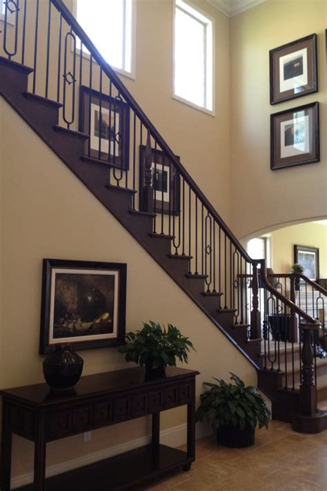 dark wood banister dark wood stair rails for the home pinterest stairs