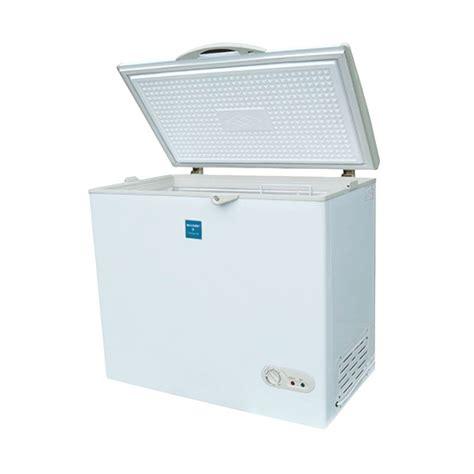 Freezer Modena 200 L jual sharp chest frv 200 putih freezer 200 l harga kualitas terjamin blibli