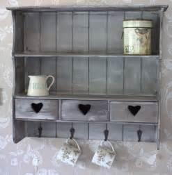 quot wooden wall cabinet shelves vintage shabby shelf quot