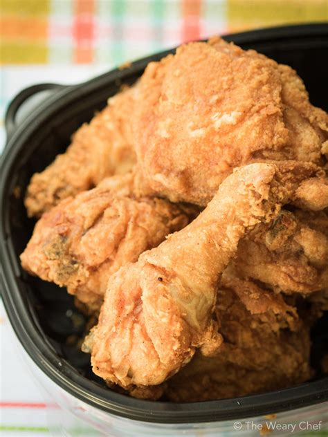 chef fried chicken best side dishes for fried chicken the weary chef