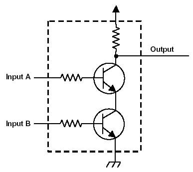 logic diagram logic gates wiring diagram with description