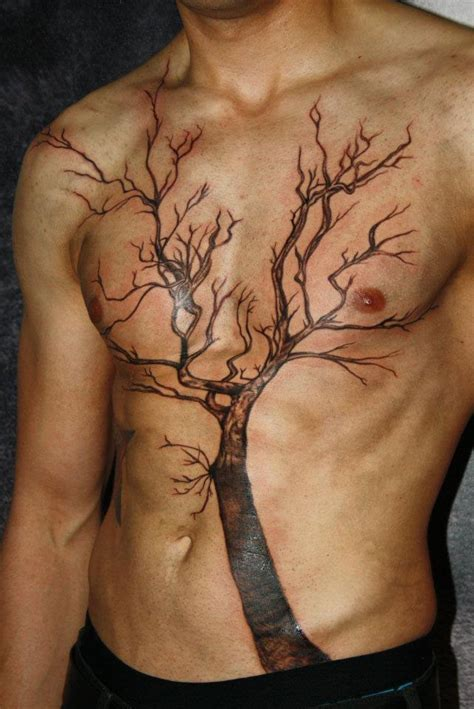 awesome tree tattoo for men tattooimages biz