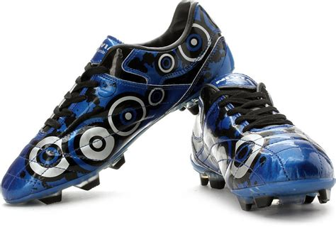 nivea football shoes nivia dynamite football shoes buy blue black color