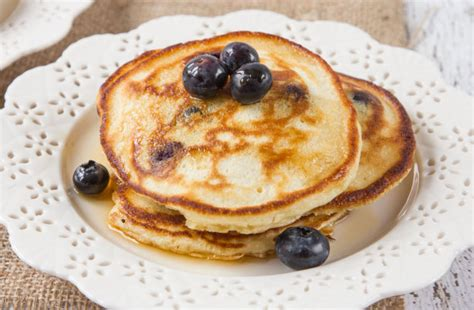 blueberry pancake recipe blueberry blueberry sour pancakes recipe food