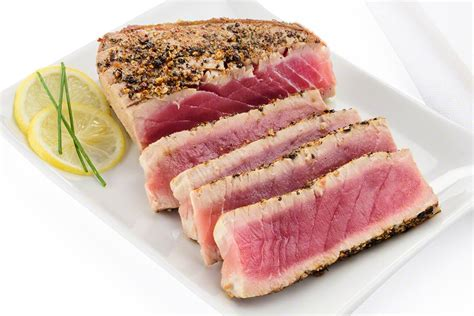 Tuna Loin Sashimi Grade buy yellow fin tuna sushi grade ahi tuna for sale
