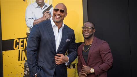 kevin hart and dwayne johnson kevin hart dwayne johnson talk their quot brotherly chemistry