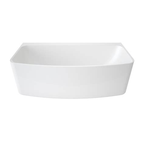 caroma urbane freestanding bath bunnings warehouse