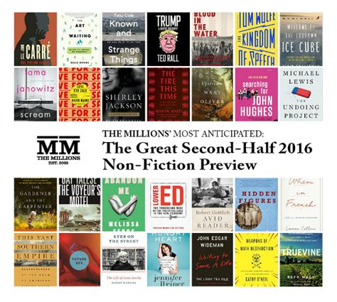 pictures of fiction books the millions most anticipated the great second