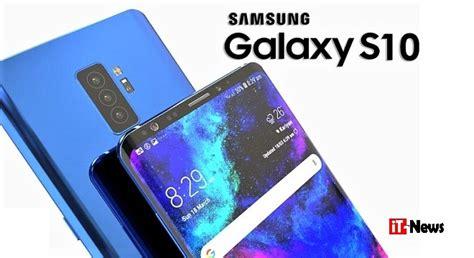 Samsung Galaxy S10 3d Photo by Samsung Galaxy S10 233 Ra 3d Capteur D Empreintes Sous L 233 Cran Et Une Fiche Technique Qui Se