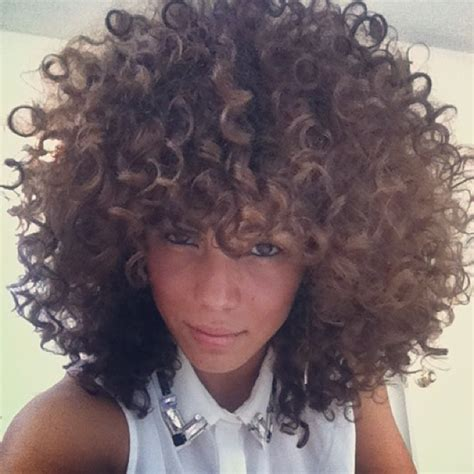 puffy woman curly hair 79 best puffy hair images on pinterest natural hair