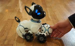 Meet chip the robo dog that won t forget your commands go explore