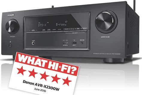 Denon Avr X2300w A V Receiver sound and image reviews denon avr x2300w av receiver what