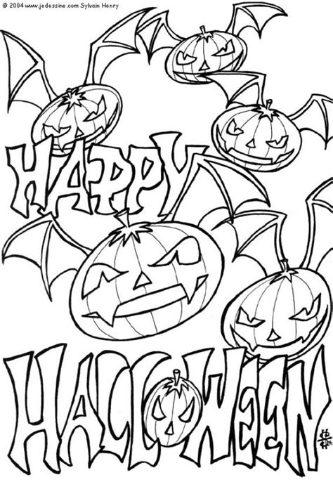 bats and pumpkins coloring pages flying bat pumpkins coloring pages hellokids com