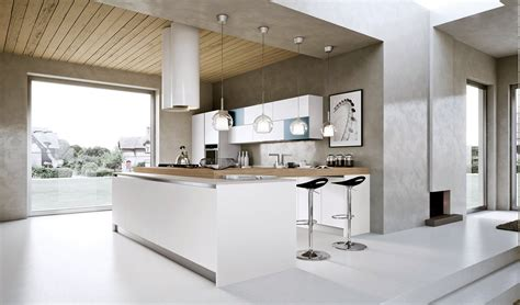 White Kitchen Design White Kitchen Interior Design Ideas