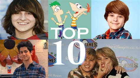 disney replay on the disney channel is now on the air with top 10 best disney channel characters males youtube